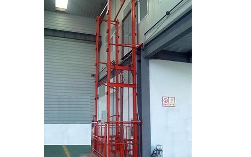 洛阳工厂升降货梯