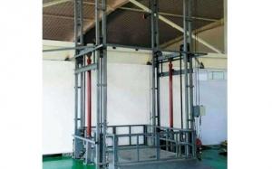 2吨液压升降货梯