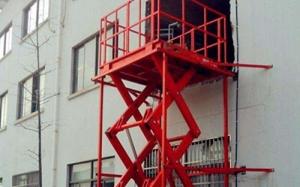 施工升降货梯