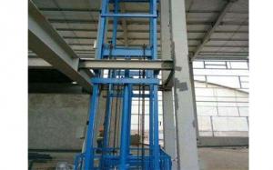 信阳9吨升降货梯