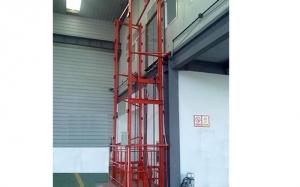 信阳工厂升降货梯