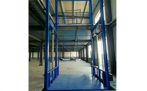 仓库专用升降货梯设备